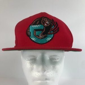 Vancouver Grizzlies Mitchell & Ness 2001 Hat